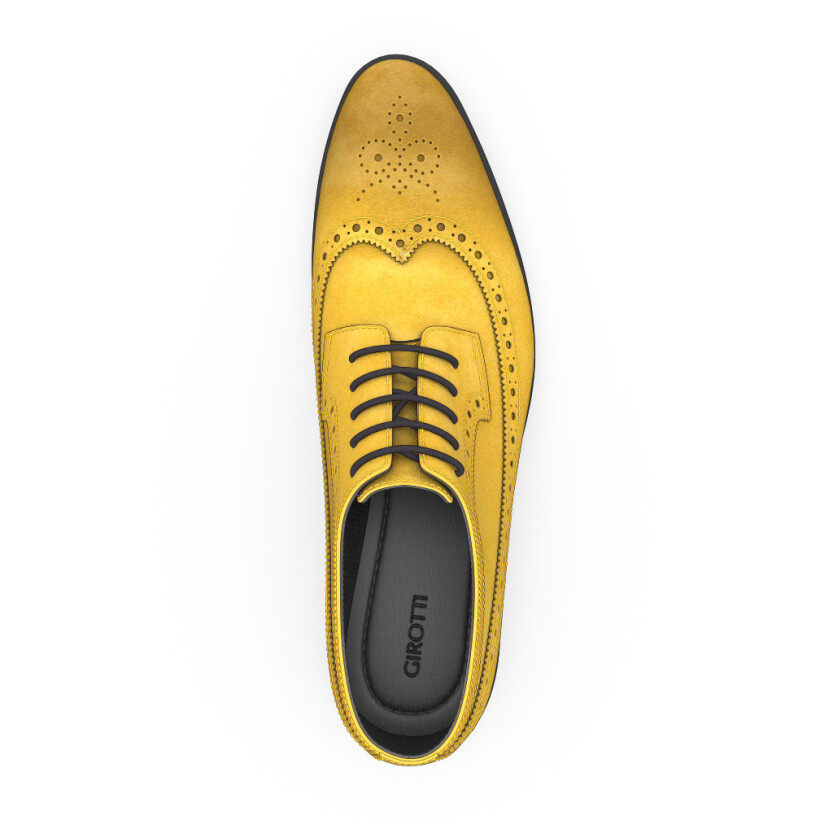 4940efe9573b6 Girotti. Chaussures Derby pour Hommes 3925  Chaussures Derby pour Hommes  3925 ...