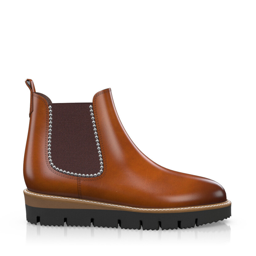 Chelsea Boots Plates 4028