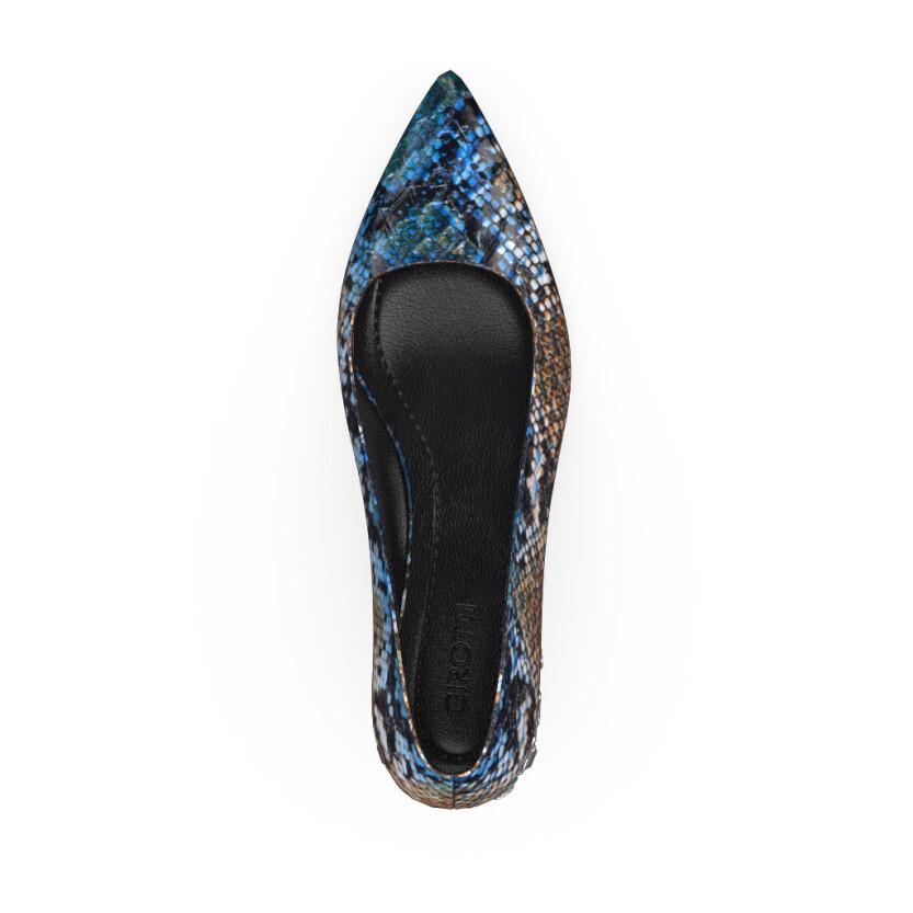 Chaussures à talons bijoux 8988