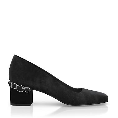 Chaussures à talons bijoux 8169
