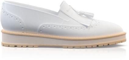 Chaussures à Plateformes à Enfiler