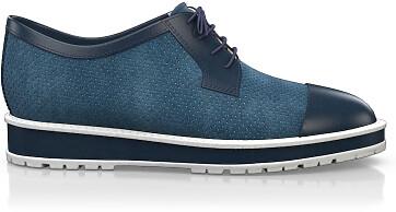 Chaussures Compensées Décontractées 2614