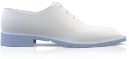 Chaussures de luxe oxford pour hommes