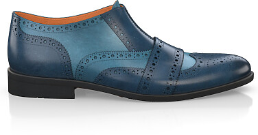 Chaussures oxford pour hommes 18496