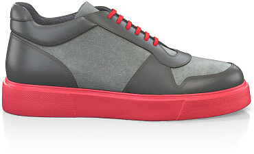 Baskets casual homme 23673
