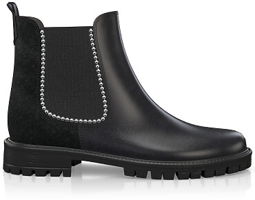 Chelsea Boots Plates 4022