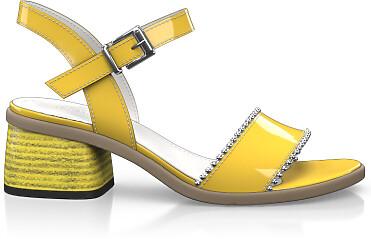Sandales avec bretelles 4777