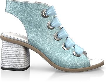 Sandales avec bout ouvert 4779