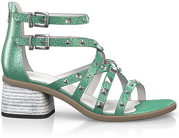 Sandales avec bretelles 4785