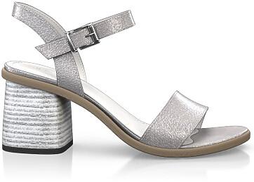 Sandales avec bretelles 4794