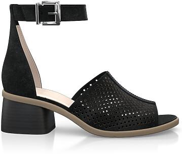 Sandales avec bretelles 4809