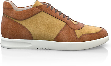 Baskets casual homme 4859