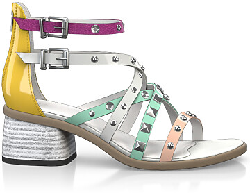 Sandales avec bretelles 4864
