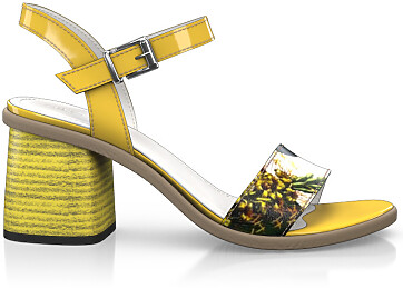 Sandales avec bretelles 4871