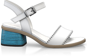Sandales avec bretelles 4968