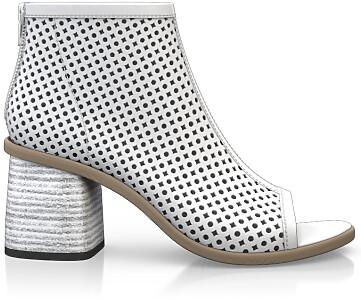 Sandales avec bout ouvert 5045