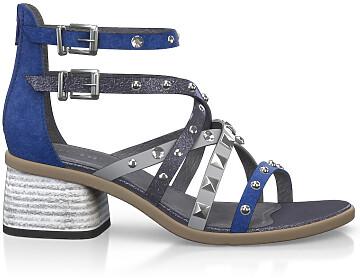 Sandales avec bretelles 5222