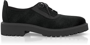 Chaussures à lacet étendu 5799