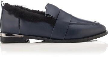 Chaussures à Enfiler Giorgia Bleu Marine