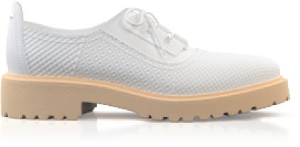 Chaussures à lacet étendu