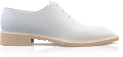 Chaussures de luxe oxford pour femmes