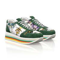 RAINBOW COLOR SOLE Sneakers