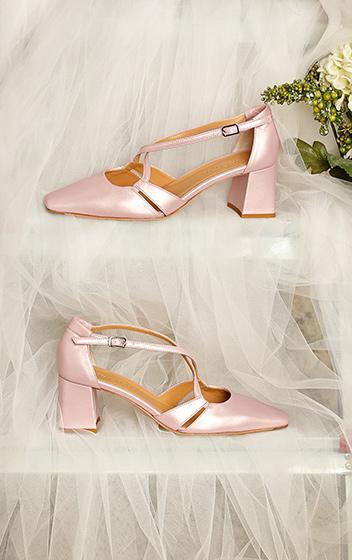 Chaussures de demoiselle d'honneur 2
