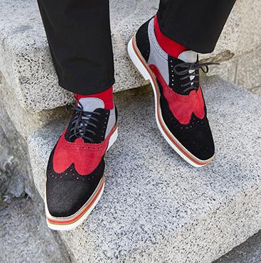 Lightweight shoes
