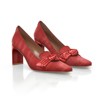 CLASSIC HEELED SHOES 19444
