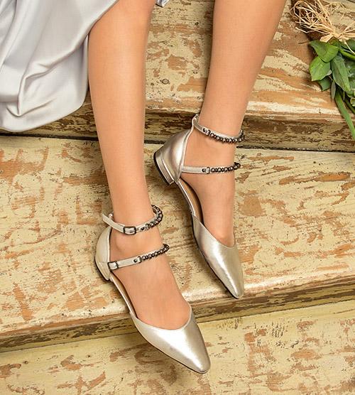 Chaussures de demoiselle d'honneur 1