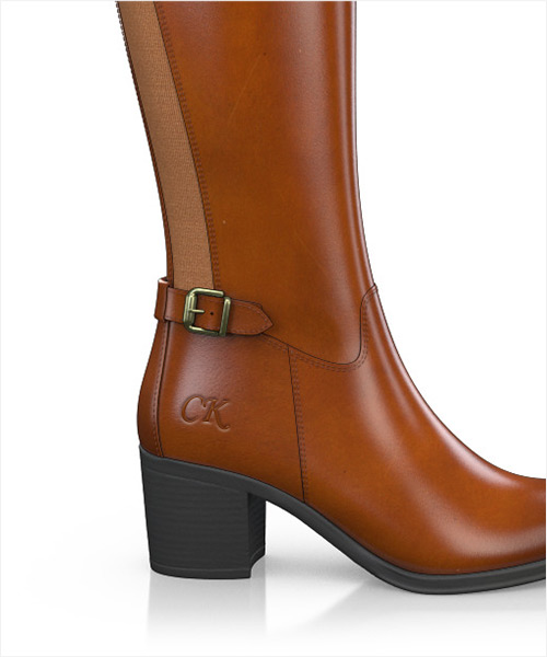 Custom made boots variants