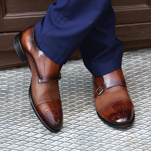 Chaussures à Boucles