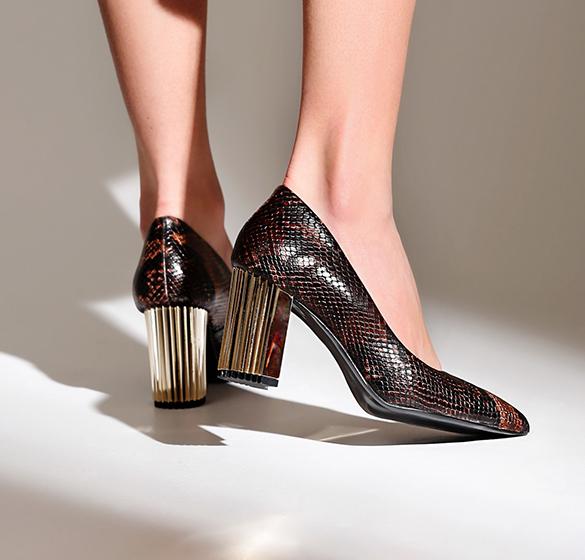 Animal instincts heels
