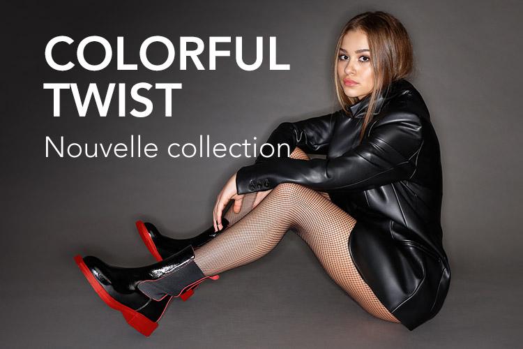 Colorful Twist