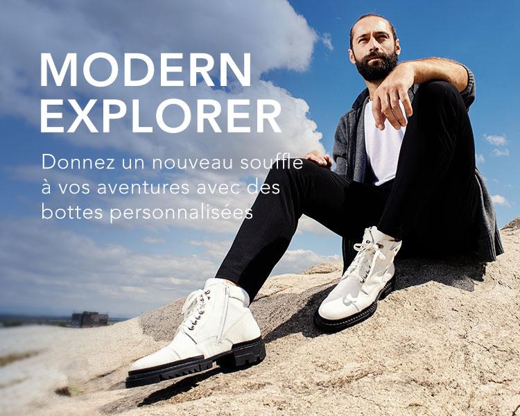 The Modern Explorer